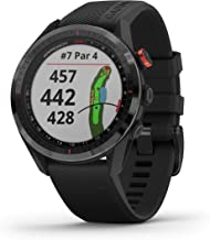 Garmin Approach S62, Premium Golf GPS Watch, Built-in Virtual Caddie, Mapping and Full Color Screen, Black (010-02200-00) ...