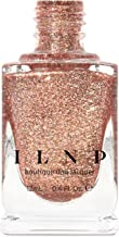 ilnp juliette holographic nail polish rose gold