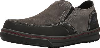 Men's Valor Steel Toe / Dark Shadows Work Shoe