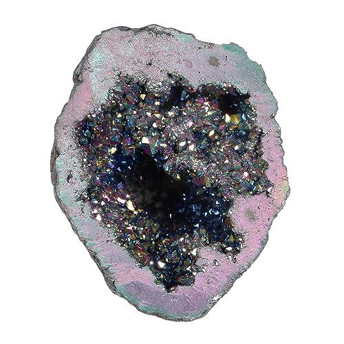 Geode Crystal: Amazon com