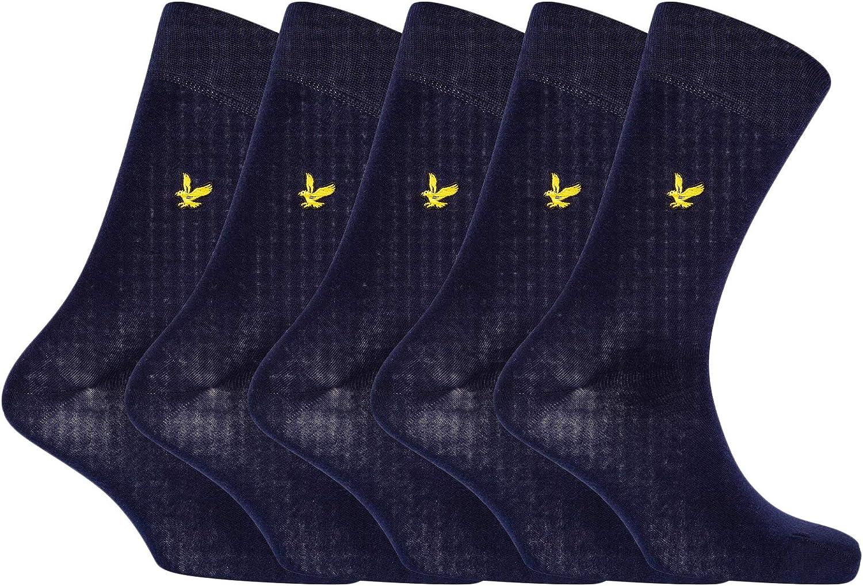 Lyle  Scott Liam Fashion Socks One Size Peacoat