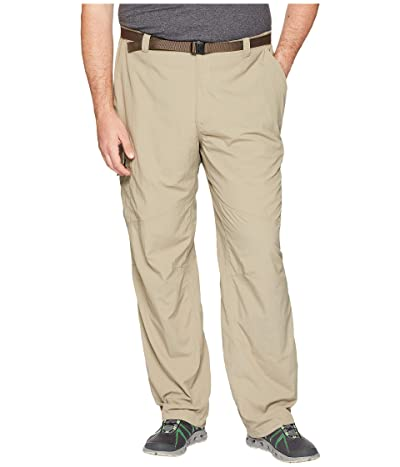 Columbia Big Tall Silver Ridgetm Cargo Pant (Tusk 1) Men