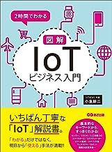 表紙: 2時間でわかる 図解「IoT」ビジネス入門 | 小泉耕二