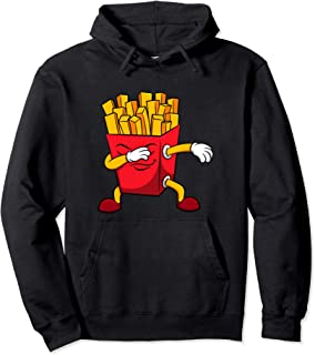 French Fries Dabbing Hoodie Funny gift for Women Men