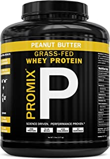 Sponsored Ad - PROMIX Standard 100 Percent All Natural Grass Fed & Undenatured - Best for Optimum Fitness Nutrition Shakes...