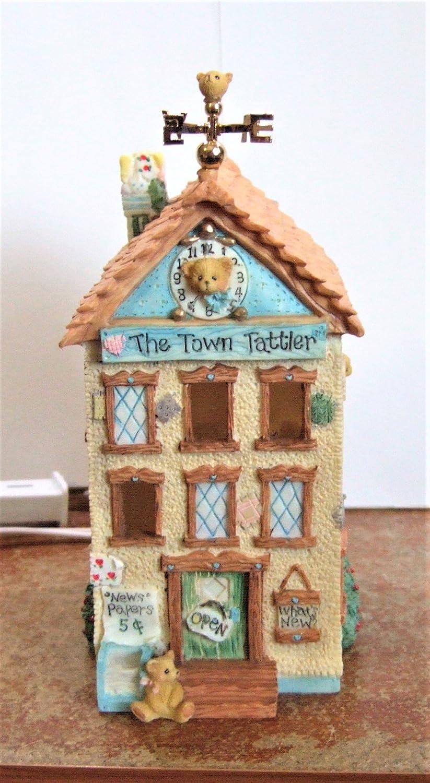 disfruta ahorrando 30-50% de descuento Town Tattler building-secondary- figura coleccionable coleccionable coleccionable  primera vez respuesta