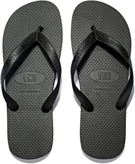 NDB Men's Women's Classical Comfortable EVA Rubber Sandal Flip Flop