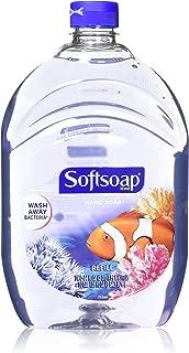 Softsoap Liquid Hand Soap Aquarium Series 64 Fluid Ounce Refill Bottle