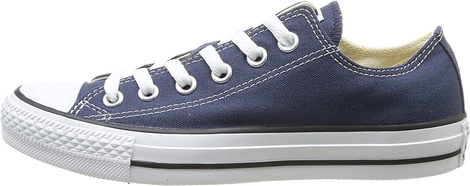 Converse Unisex Chuck Taylor All Star Faible Top (7.5 B(M) US femmes   5.5 D(M) US Hommes, Navy)