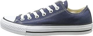 Converse Unisex Chuck Taylor All Star Low Top Blue Sneakers - 9.5 B(M) US Women / 7.5 D(M) US Men