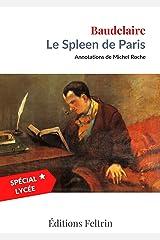 Le Spleen de Paris - Spécial BAC (Annoté) Format Kindle
