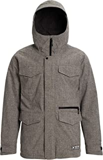 men's burton covert jacket indigo resist