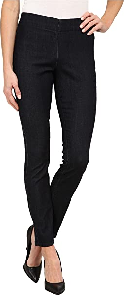 Poppy Pull On Leggings in Dark Enzyme