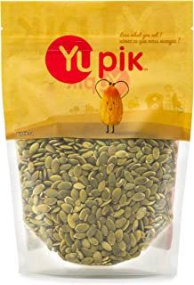 Yupik Raw Shelled Seeds, Pumpkin Seeds/Pepitas, 1 Lb