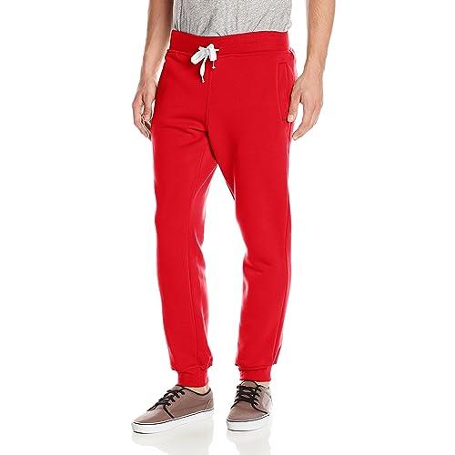 b4ddfa78995ca Southpole Men s Active Basic Jogger Fleece Pants