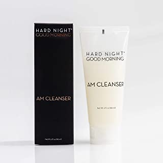 HARD NIGHT GOOD MORNING Cleanser Am, 6 fl. oz