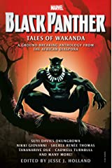 Black Panther: Tales of Wakanda (Marvel Black Panther) Kindle Edition