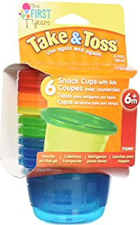 Best take and toss bpa free Reviews