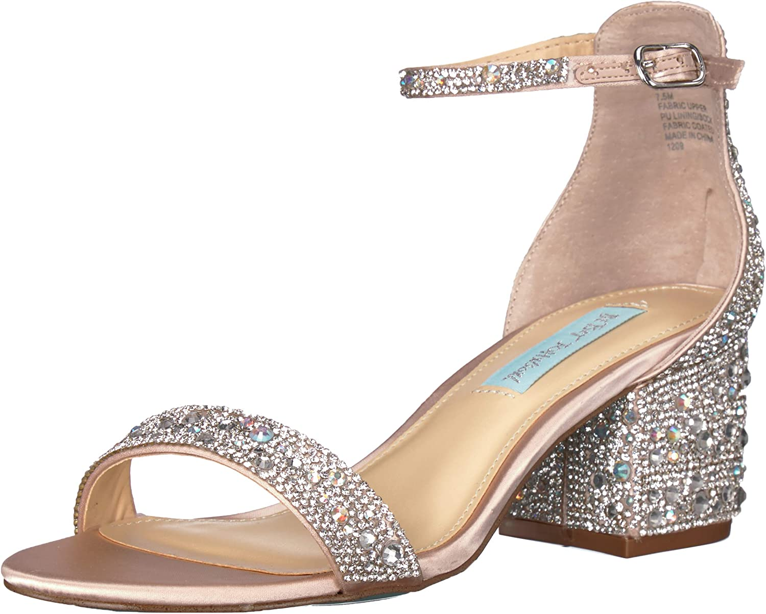 Blue All items in the store by Betsey Johnson 5 ☆ very popular Sandal Women's Sb-Raine Dress