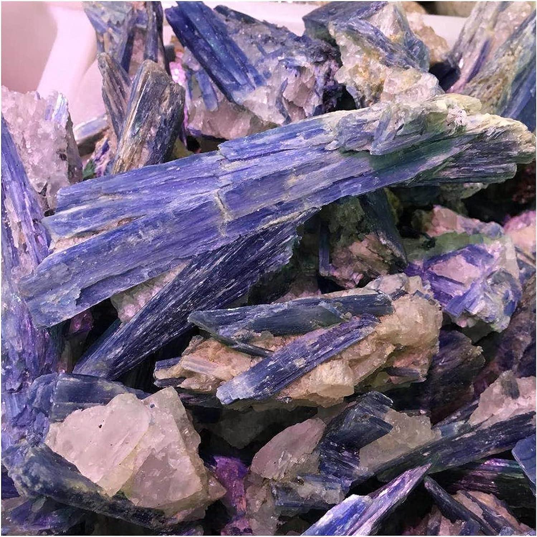 WUBBHIN Crystal Rough Kyanite Columbus Mall Specimen Quartz Ston half