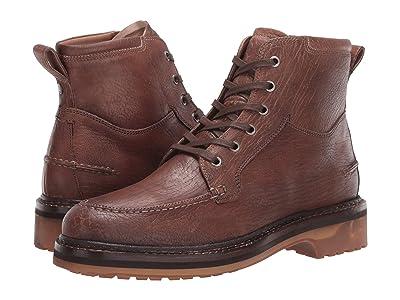 John Varvatos Cooper Apron Boot (Mocha) Men