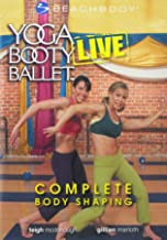 Yoga Booty Ballet Live: Complete Body Shaping! (Beach Body)