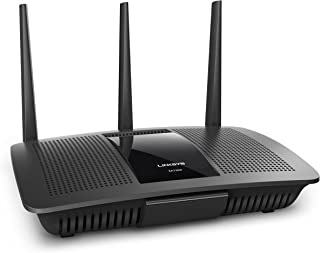 Linksys EA7300 Dual-Band WiFi Router for Home (Max-Stream AC1750 MU-MIMO Fast Wireless Router)