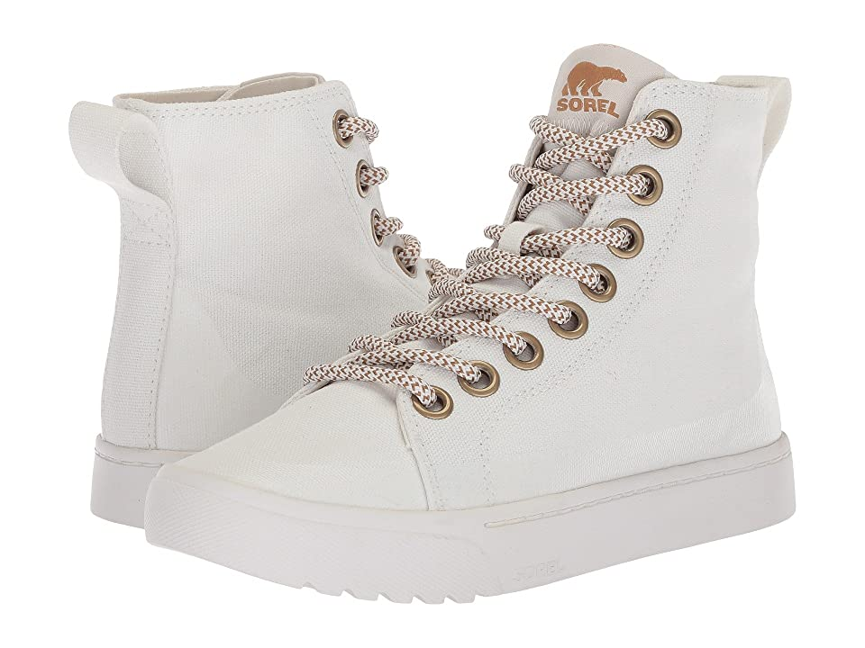 SOREL Campsneak Chukka (White) Women