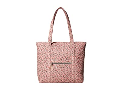 Vera Bradley Vera Tote (Sweethearts and Flowers) Tote Handbags
