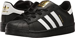adidas Originals Kids - Superstar C Foundation (Little Kid)