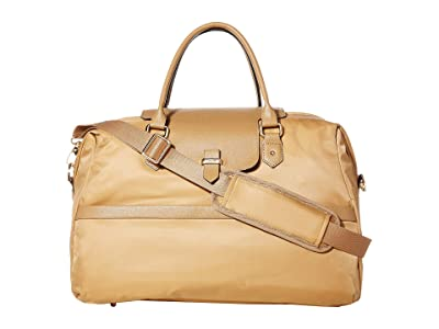 Lipault Paris Plume Avenue Duffel Bag (Camel) Duffel Bags
