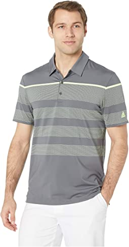 Ultimate Engineered Stripe Polo