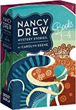 Nancy Drew Mystery Stories Books 1-4