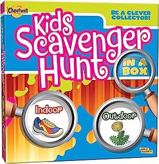 Cheatwell Kids Scavenger Hunt