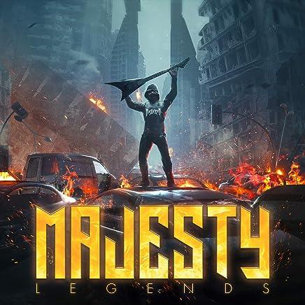 Majesty - Legends (2019) LEAK ALBUM