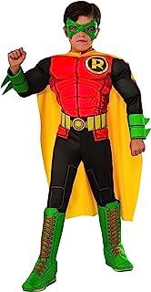 Rubie 's Costume Superhéroes de DC Deluxe Robin Ni�