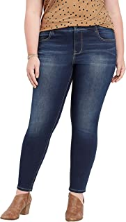 maurices Plus Size Denimflex Jeggings Super Soft Pull On Styles