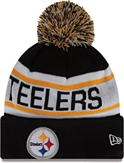 dfd4ac6b NFL New Era Biggest Fan Redux Knit Beanie with Pom