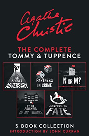 The Complete Tommy and Tuppence 5-Book Collection (English Edition)