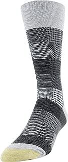 Men's Patterned Fashion Dress Crew Socks, 1 Pair