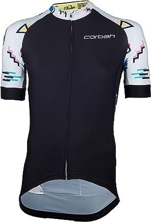 ccee90c1f Corbah Modern Short Sleeve Cycling Jersey
