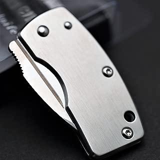 G・SAKAI(Gサカイ) スカル マネークリップ 無地 折りたたみナイフ