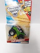 2011 Hot Wheels Monster Jam Flip Crasher Grave Digger