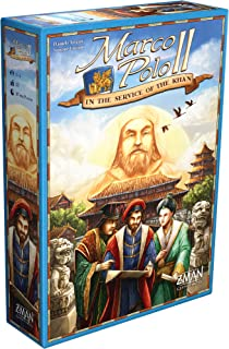 Z-Man Games - Marco Polo II: In the Service of the Khan