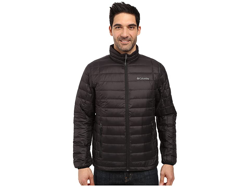 Columbia Voodoo Falls 590 TurboDown Jacket (Black) Men