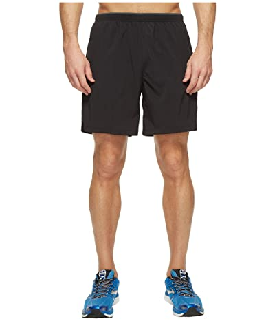 Brooks Go-To 7 Shorts (Black) Men