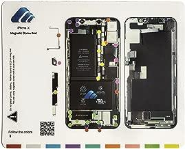 COHK Design Magnetic Project Mat Repair Guide Pad Screw Keeper Chart Map Professional Guide Pad Repair Tools for iPhone X