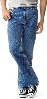 Lee Uniforms Men's Regular Fit Bootcut Jean, Pepper Stone, 38W / 34L