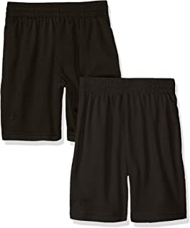 Starter Boys' 2-Pack Basic Mesh Short, Amazon Exclusive
