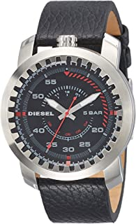 Diesel Analog Black Dial Men's Watch - DZ1750I